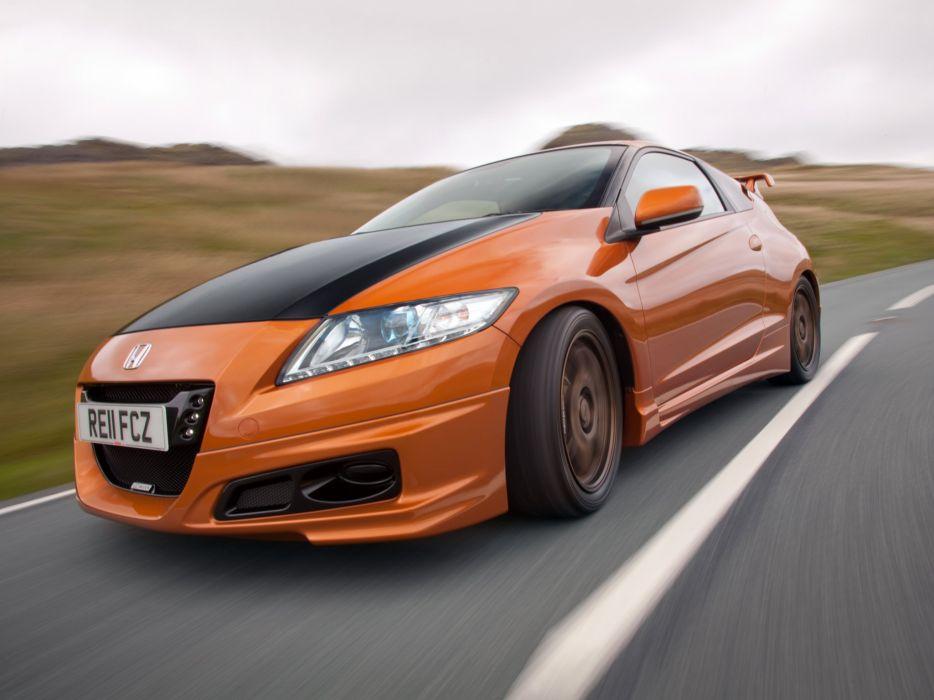 Mugen Honda CR-Z cars concept 2011 wallpaper