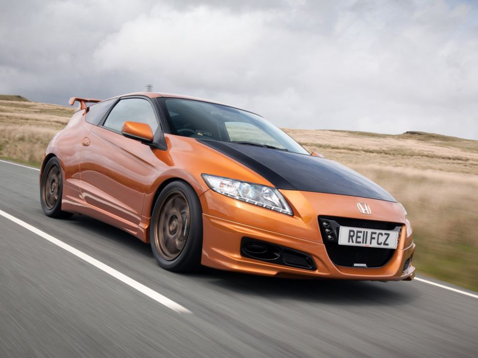 Mugen Honda CR-Z cars concept 2011 wallpaper