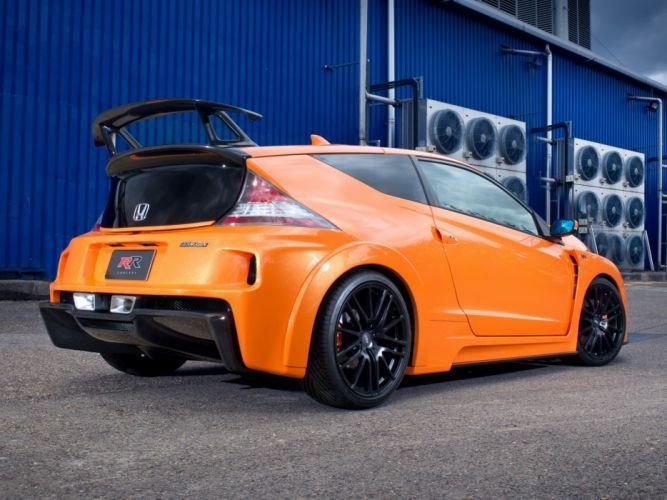 Mugen Honda CR-Z cars RR concept 2011 wallpaper