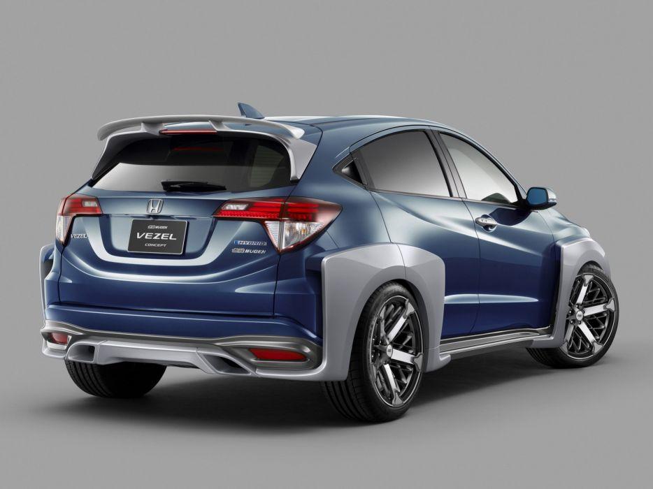 Mugen Honda Vezel Concept cars modified 2014 wallpaper