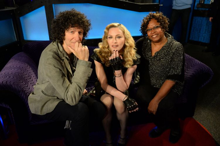 HOWARD STERN radio d-j disc jockey television seriies 1hstern actor photographer comedy poster madonna wallpaper