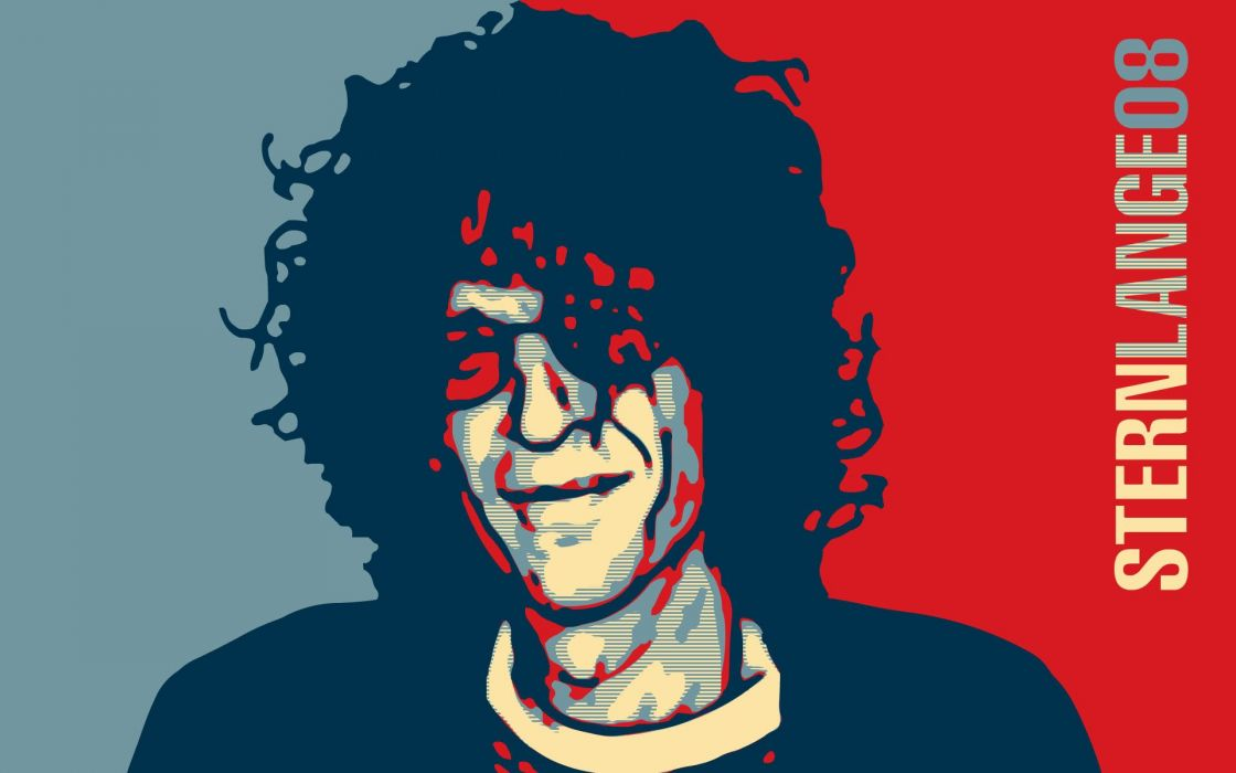HOWARD STERN radio d-j disc jockey television seriies 1hstern actor photographer comedy poster wallpaper