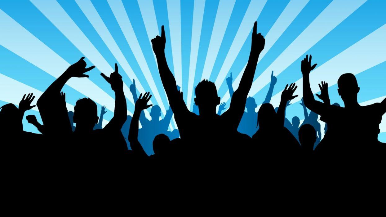 bailar discotecas fiestas wallpaper