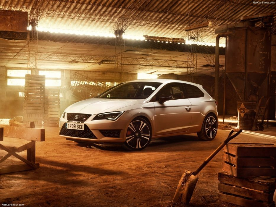 Seat Leon Cupra 290 cars 2016 wallpaper