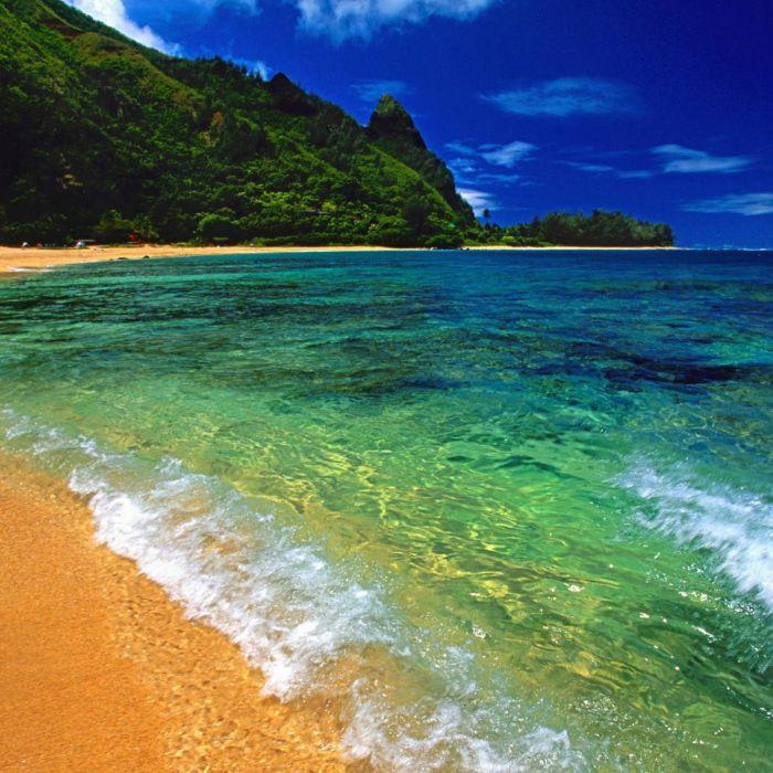 playa mar montaA wallpaper