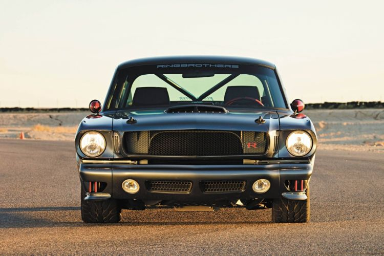 1966 ford;Mustang fastback cars modified wallpaper