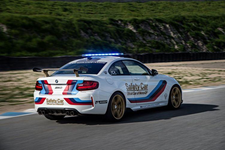 2016 BMW M2 car motogp safety wallpaper