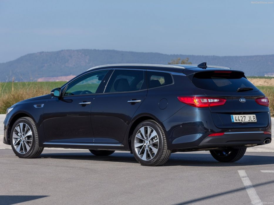 Kia Optima Sportswagon wagon cars 2016 wallpaper