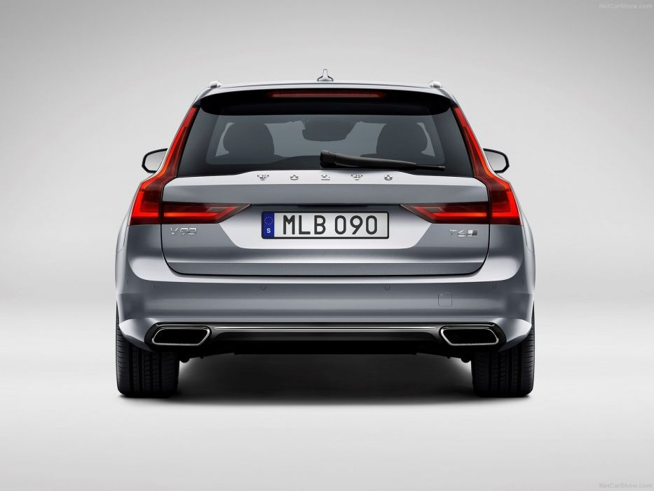 Volvo V90 Estate wagon cars 2016 wallpaper