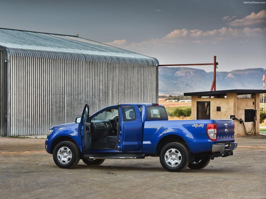 2016 Ford Ranger XLT truck cars 4x4 pickup wallpaper