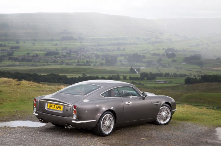 David Brown Speedback GT cars 2014 wallpaper