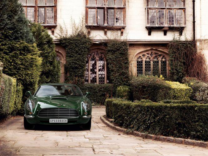 David Brown Speedback GT cars 2014 wallpaper