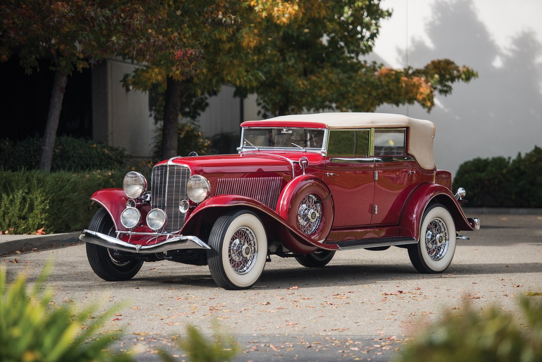 1934 auburn v12 1250 salon dual ratio phaeton sedan for 1934 auburn 1250 salon cabriolet