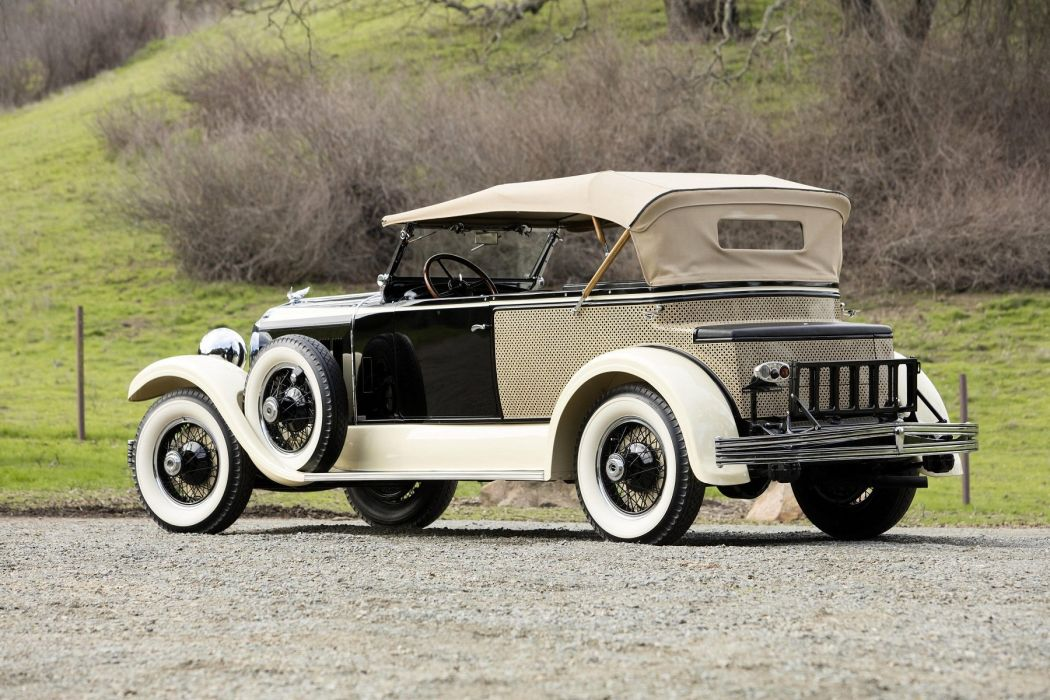 1928 Chrysler Imperial Touralette by Locke cars classic wallpaper