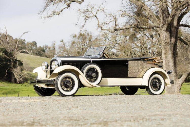 1928 Chrysler Imperial Touralette by Locke cars classic wallpaper
