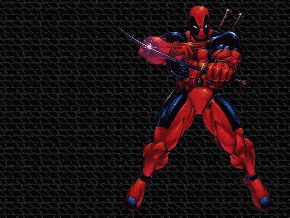 DEADPOOL marvel superhero comics hero warrior action comedy adventure wallpaper