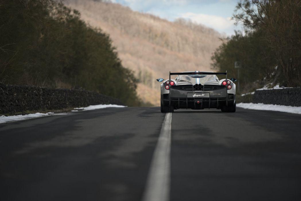 Pagani Huayra BC cars supercars 2016 wallpaper