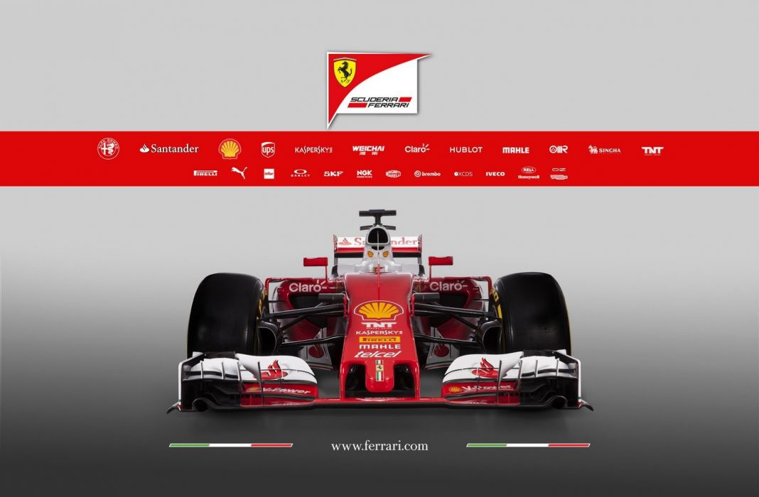 2016 Ferrari SF16-H formula one wallpaper