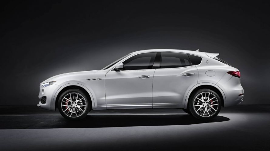Maserati Levante cars suv 2016 wallpaper