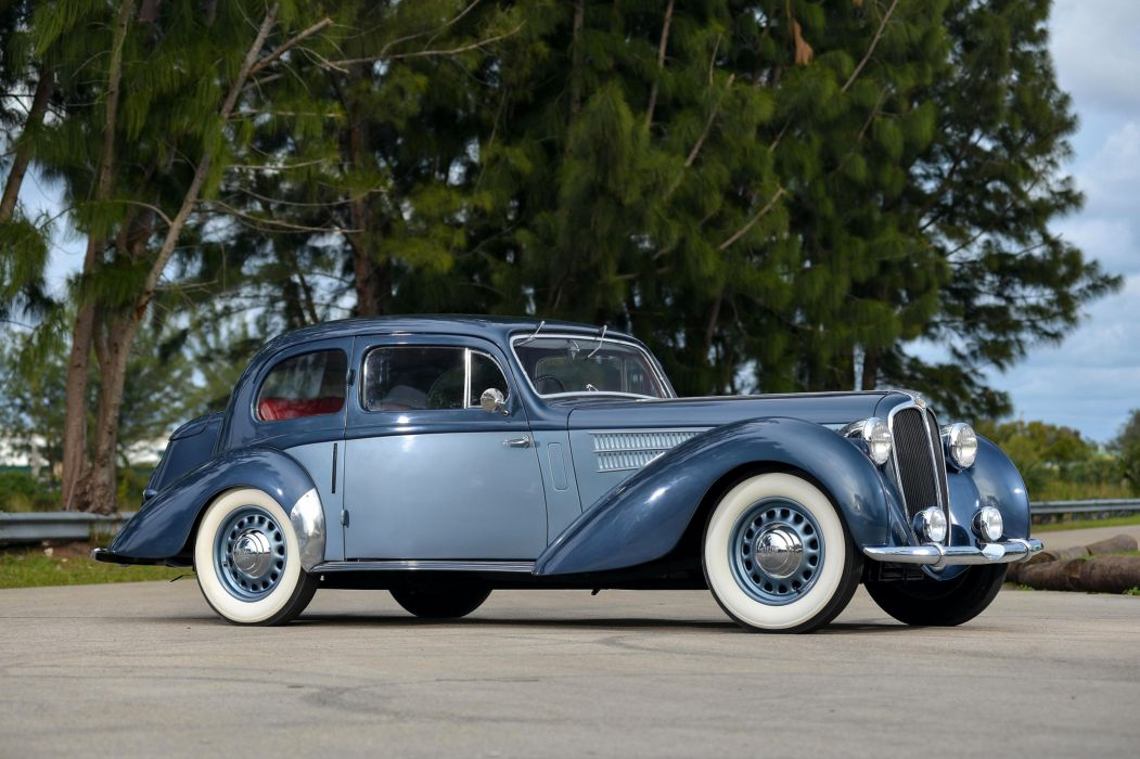 1946 Delahaye 135 M Coupe par Guillore cars classic wallpaper
