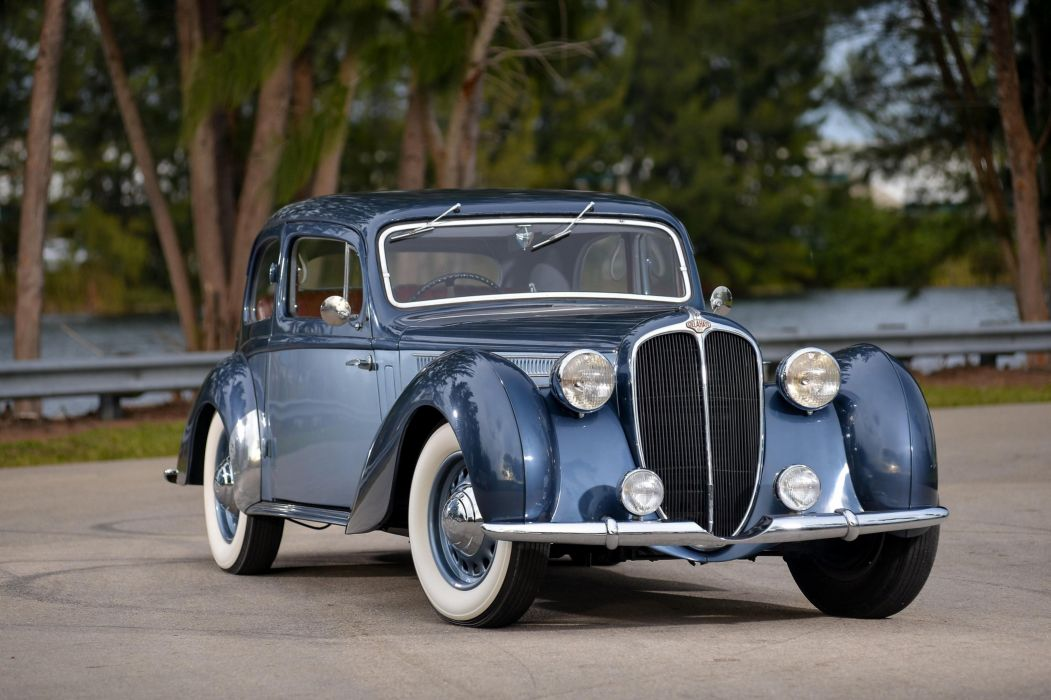 1946 Delahaye 135 M Coupe par Guillore cars classic wallpaper