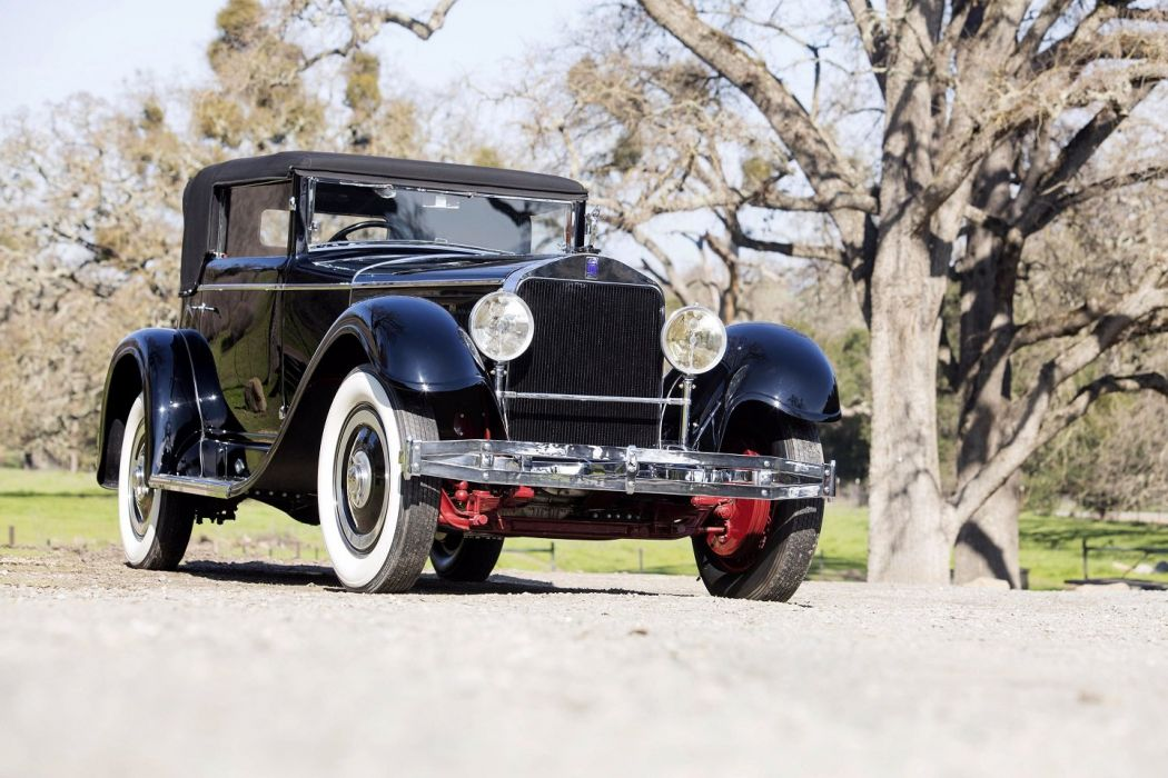 1929 Isotta Fraschini Tipo 8A Cabriolet by Franay cars classic wallpaper