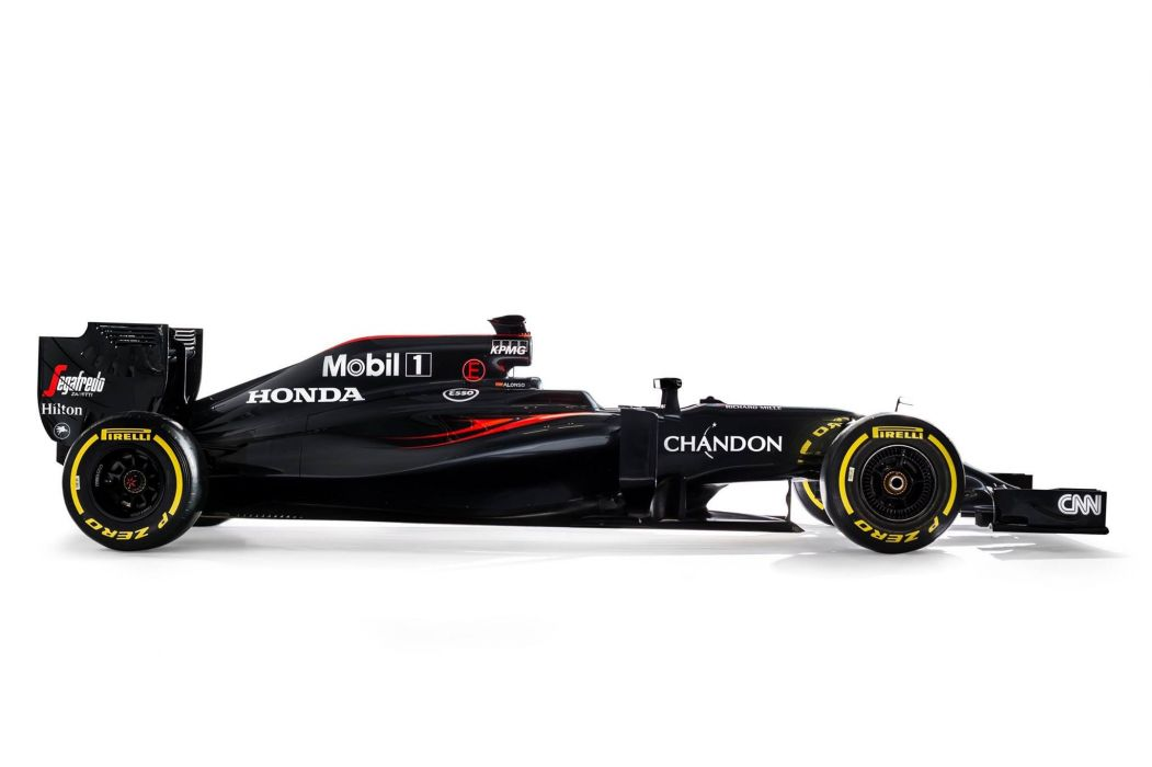 2016 McLaren MP4-31 Formula one cars racecars wallpaper
