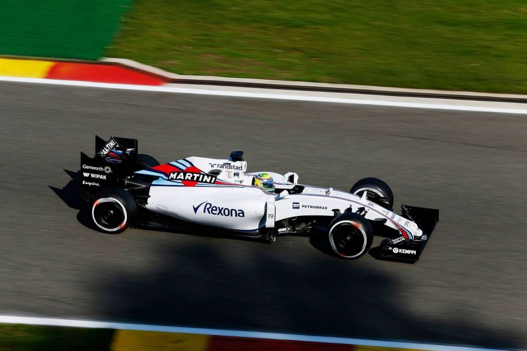 2016 Williams Mercedes FW38 Formula one cars racecars wallpaper