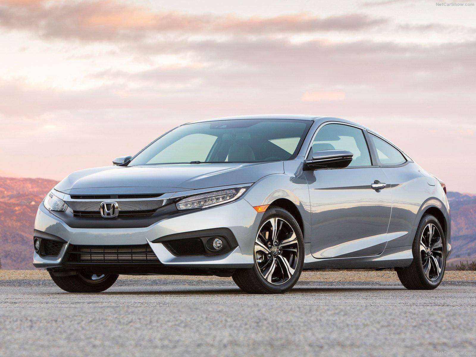 2016 honda civic cars silver coupe wallpaper 1600x1200 for Honda owner login