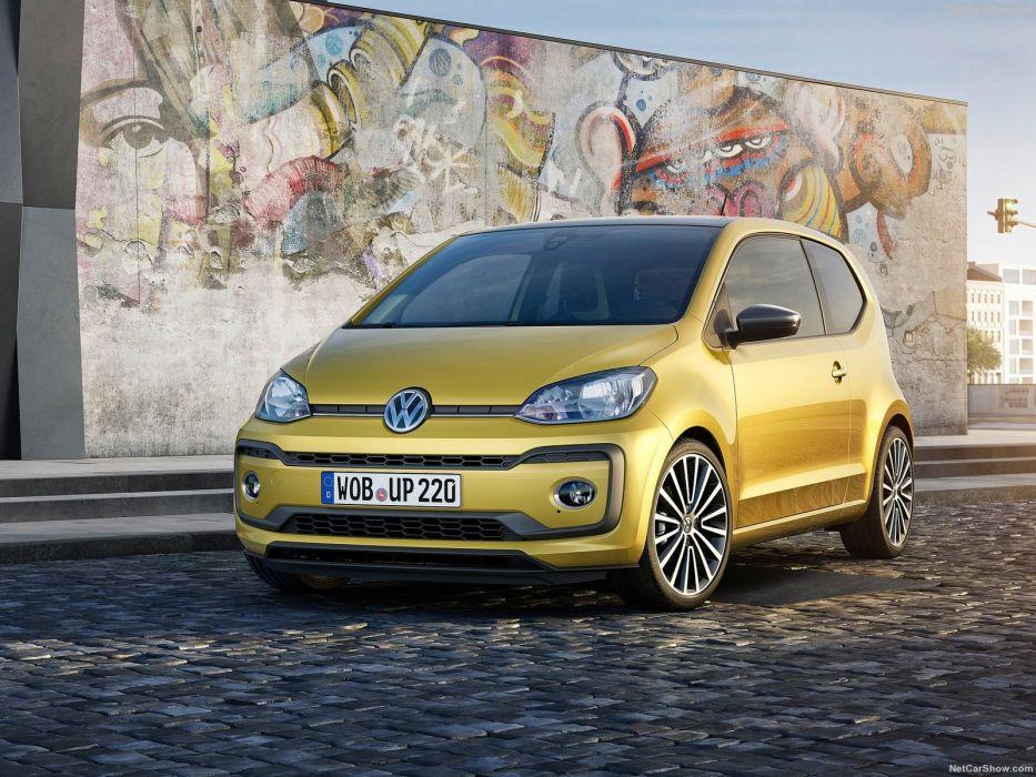 Volkswagen Up cars 2016 wallpaper