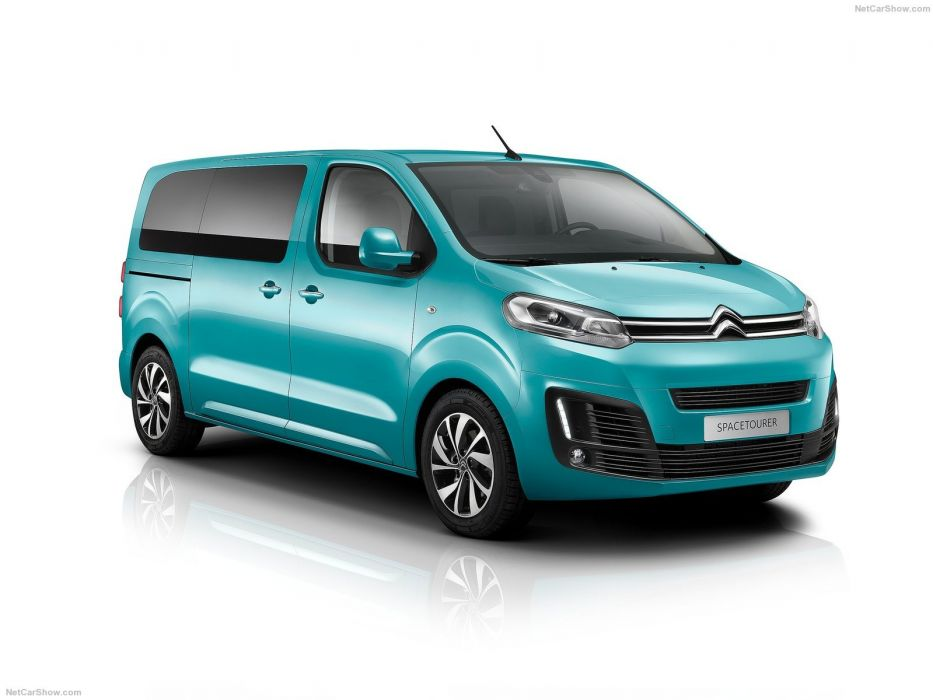 Citroen Space Tourer van cars 2016 wallpaper