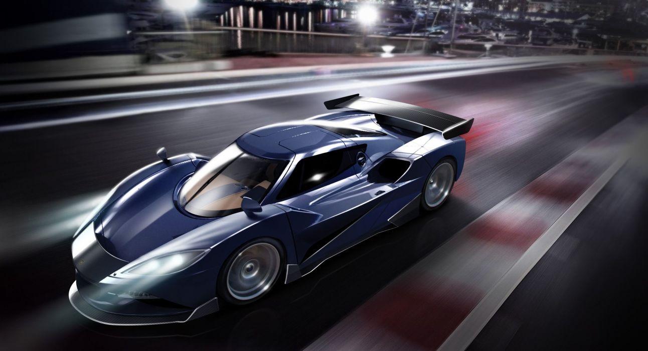 2016 Arash AF10 cars supercars wallpaper