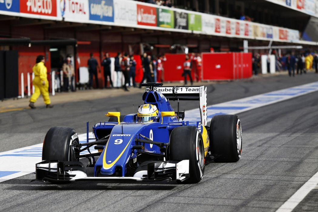 Sauber C35 cars racecars formula one 2016 wallpaper