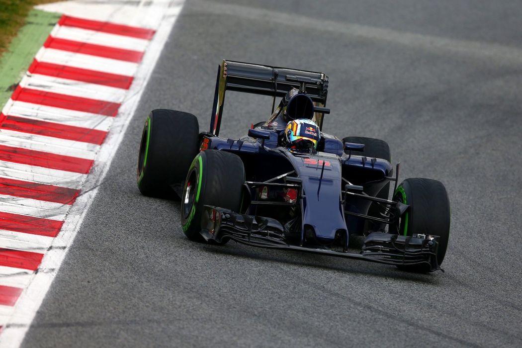 Toro Rosso STR11 cars racecars formula one 2016 wallpaper