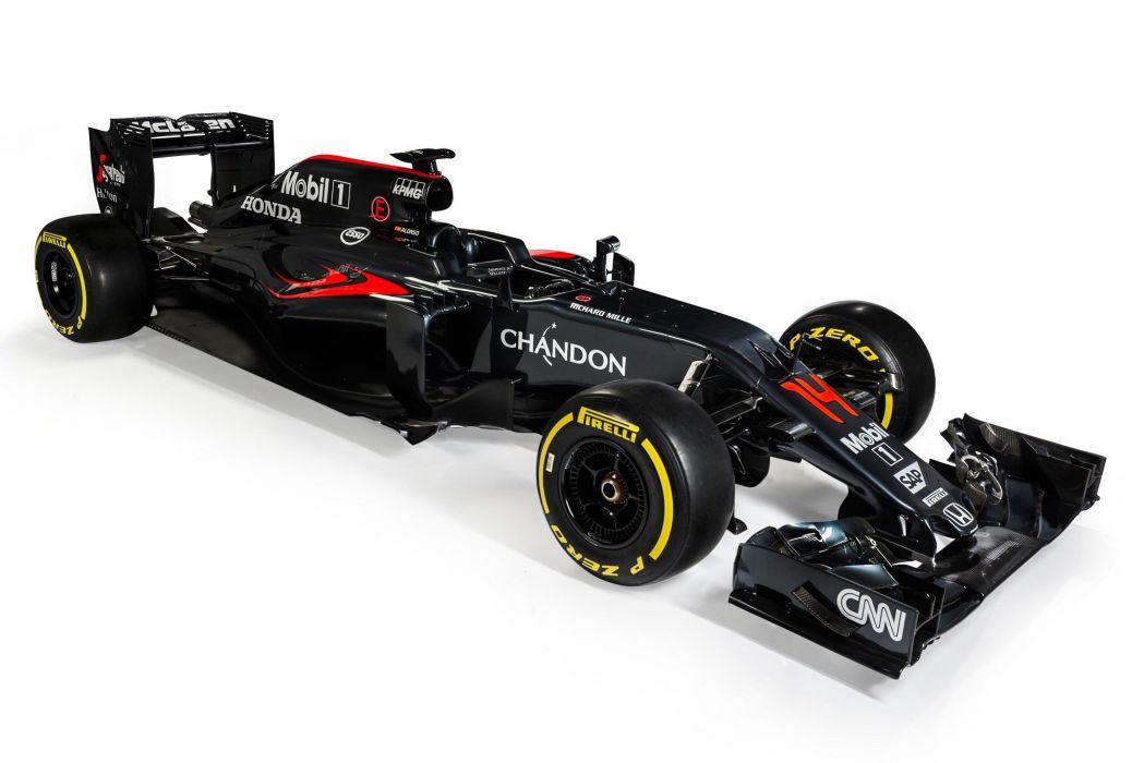 McLaren Honda MP4-31 cars racecars formula one 2016 wallpaper