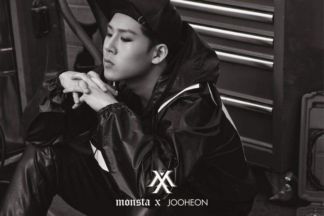 Monsta x Kpop Jooheon Lee Jooheon wallpaper
