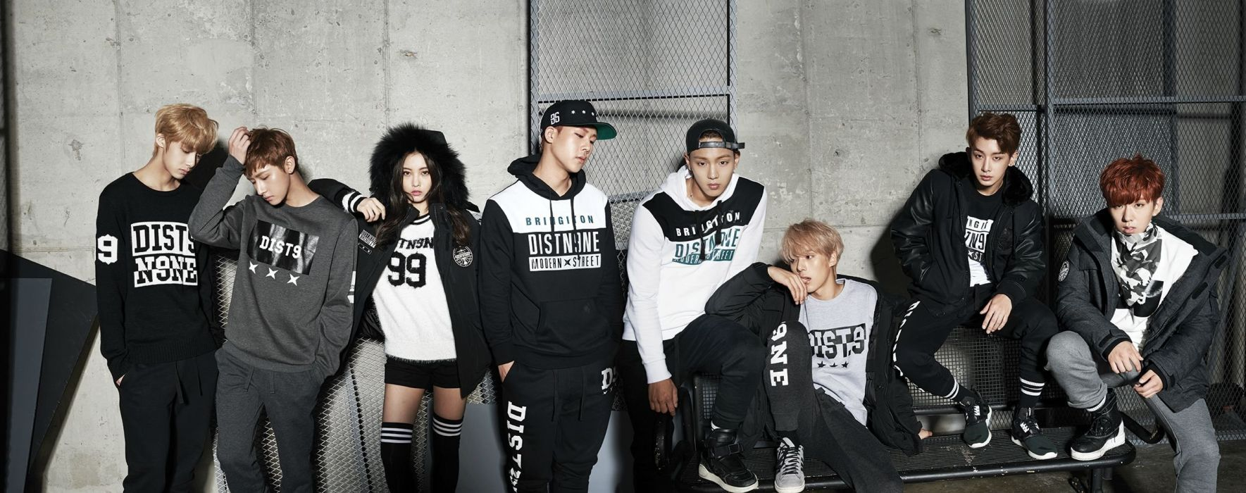 Monsta x Kpop wallpaper