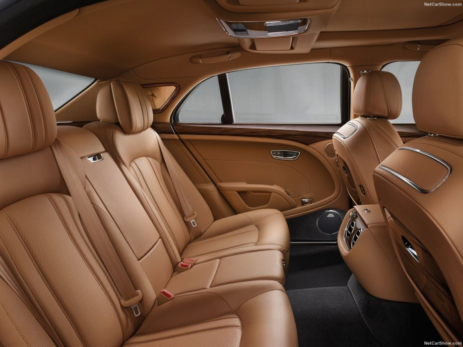 Bentley Mulsanne cars luxury sedan blue 2016 interior wallpaper