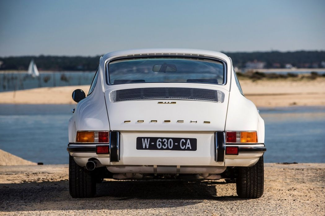 Porsche 911 E 2 2 Coupe (911) cars white 1969 1971 wallpaper