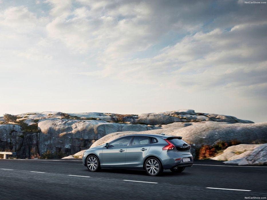 Volvo V40 cars 2016 wallpaper