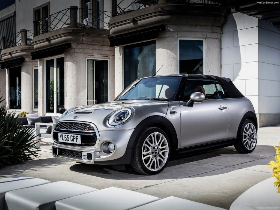 Mini cooper s Open 150 Convertible Edition cars 2016 wallpaper