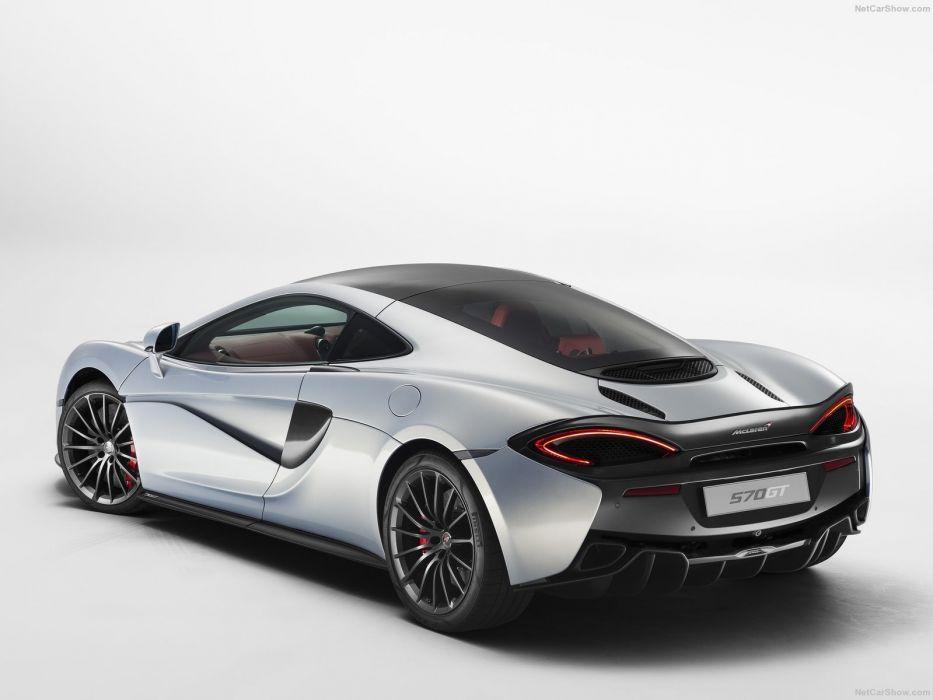 McLaren 570GT cars supercars 2016 wallpaper