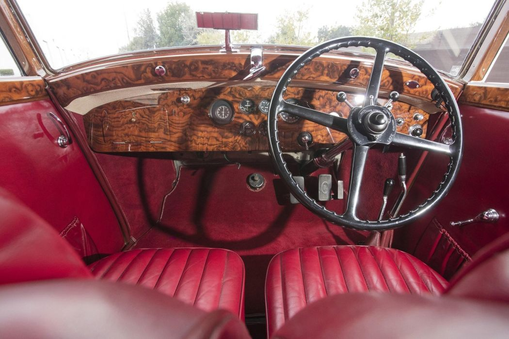 Rolls Royce Phantom II Drophead Coupe cars classic 1935 wallpaper