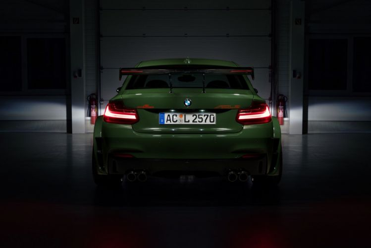 AC Schnitzer bmw ACL2 (F22) cars coupe green modified 2015 wallpaper