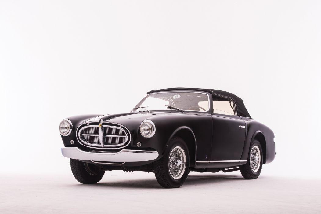 Ferrari 212 Inter Cabriolet cars 1952 classic wallpaper