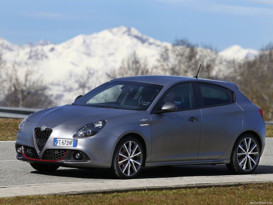 Alfa Romeo Giulietta cars 2016 wallpaper