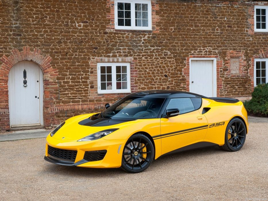 Lotus Evora Sport 410 cars 2016 wallpaper
