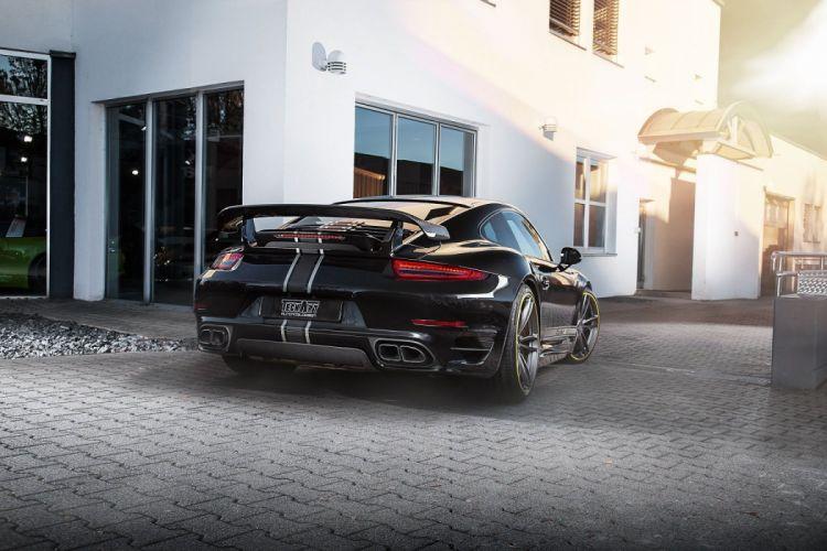 TechArt Porsche 911 turbo coupe (991) cars modified 2013 wallpaper