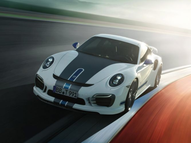 TechArt Porsche 911 turbo coupe (991) cars modified 2013 wallpaper