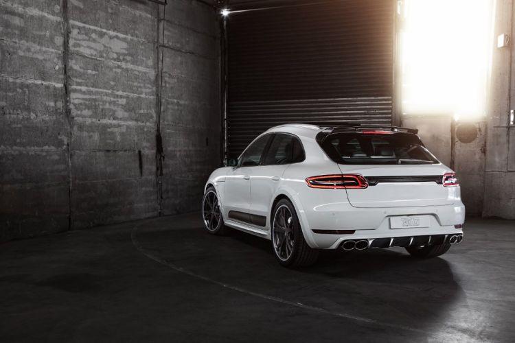 TechArt Porsche Macan (95B) cars modified 2014 wallpaper
